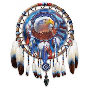Spirits Of Freedom Dream Catcher Release